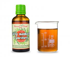 Cévy mozkové a periferní - bylinné kapky (tinktura) 50 ml