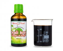 Dračí krev kapky (100% míza) 50 ml