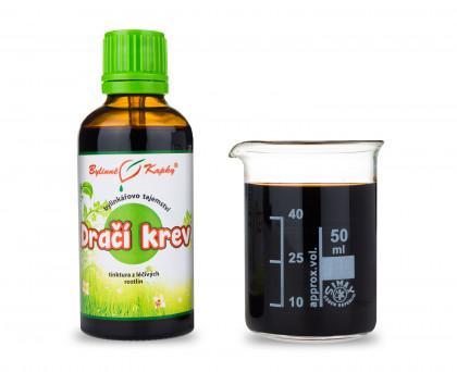Dračí krev kapky (tinktura) 50 ml