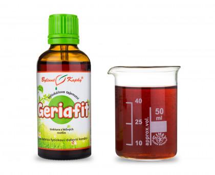 Geriastop kvapky (tinktúra) 50 ml