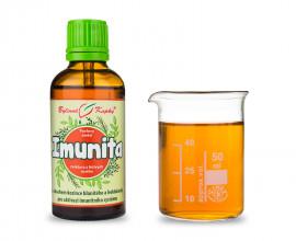 Imunita - bylinné kapky (tinktura) 50 ml
