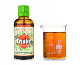 Inulin kapky (tinktura) 50 ml