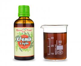Křemík kapky (tinktura) 50 ml