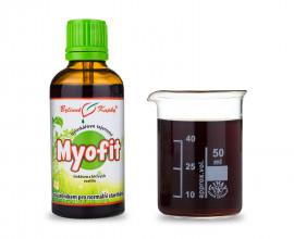 Myofit - bylinné kapky (tinktura) 50 ml