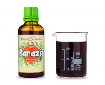 Parazit kapky (tinktura) 50 ml