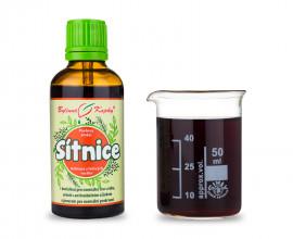 Regenerace oční sítnice - bylinné kapky (tinktura) 50 ml