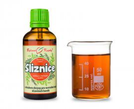 Regenerace sliznic (sliznice) - bylinné kapky (tinktura) 50 ml