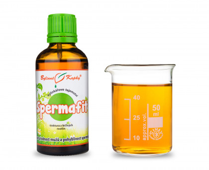 Spermafit kapky (tinktura) 50 ml