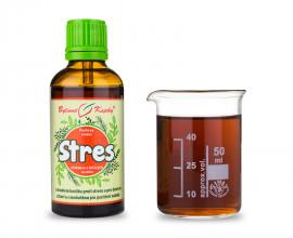 Stres kvapky (tinktúra) 50 ml