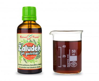 Žaludek kapky (tinktura) 50 ml