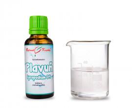 Plavuň (Lycopodium) kapky (tinktura) 30 ml