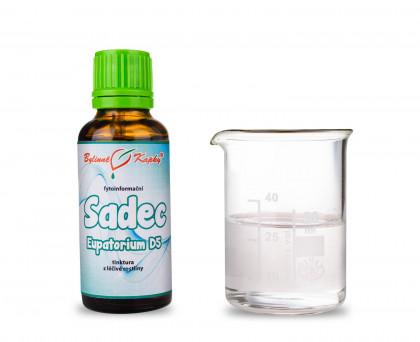 Sadec (Eupatorium) kapky (tinktura) 30 ml