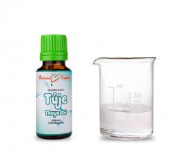 Túje D6 (Thuya) - fytoinformační kapky (tinktura) 20 ml
