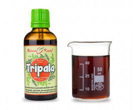 Tripala (Triphala) - bylinné kapky (tinktura) 50 ml