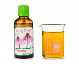 Echinacea angustifolia (třapatka úzkolistá) BIO - bylinné kapky  (tinktura) 50 ml