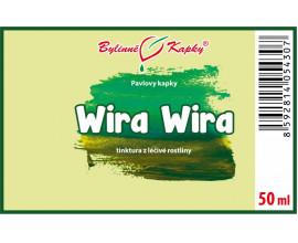 Cezmína paraguajská kvapky (tinktúra) 50 ml