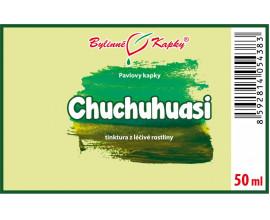 Chuchuhuasi kvapky (tinktúra) 50 ml