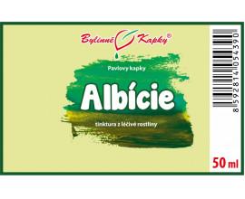Albície - bylinné kapky (tinktura) 50 ml