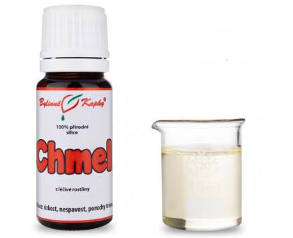 Chmel - 100 % přírodní silice - esenciální (éterický) olej 10 ml