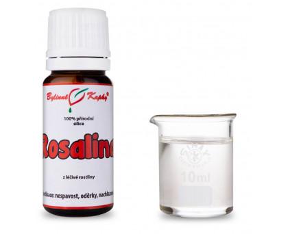 Rosalina - 100 % přírodní silice - esenciální (éterický) olej 10 ml