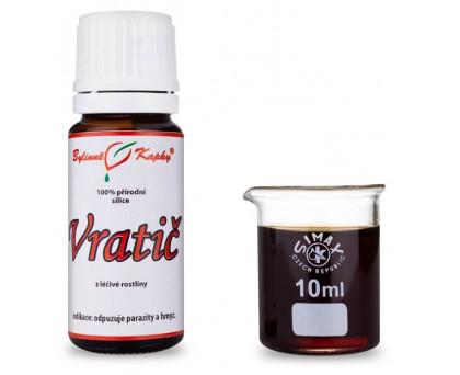 Vratič 100% přírodní silice - esenciální (éterický) olej 10 ml