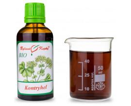 Alchemika väčšia kvitnúca vňať BIO kvapky (tinktúra) 50 ml