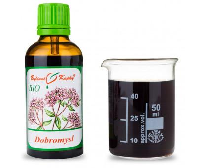 Dobromysl BIO kapky  (tinktura) 50 ml