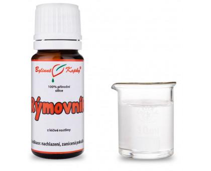 Rýmovník - 100 % přírodní silice - esenciální (éterický) olej 10 ml