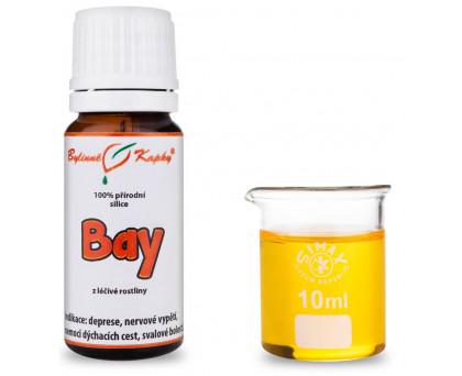 Bay 100% přírodní silice - esenciální (éterický) olej 10 ml