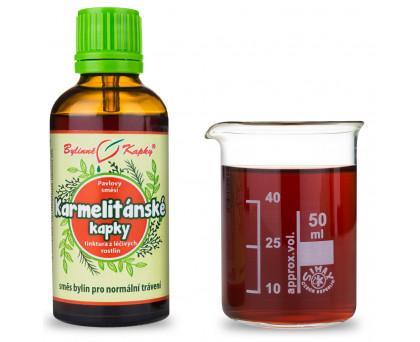 Karmelitánské kapky (tinktura) 50 ml