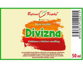 Divozel veľkokvetý kvapky (tinktúra) 50 ml