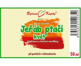 Jeřáb ptačí květ - bylinné kapky (tinktura) 50 ml