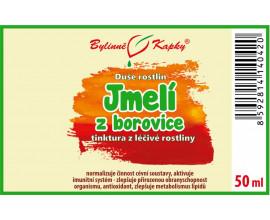 Jmelí z borovice - bylinné kapky (tinktura) 50 ml