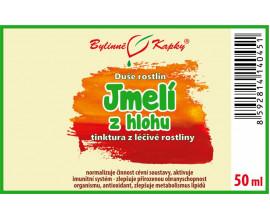 Jmelí z hlohu - bylinné kapky (tinktura) 50 ml