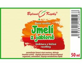 Jmelí z jabloně - bylinné kapky (tinktura) 50 ml
