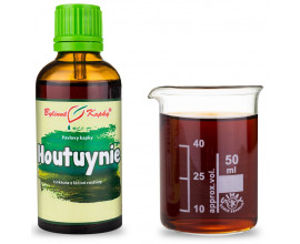Húsenica čínska (Cordyceps) kvapky (tinktúra) 50 ml