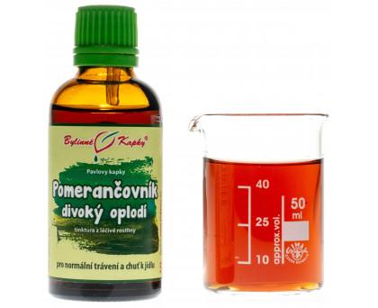 Pomerančovník divoký oplodí kapky (tinktura) 50 ml