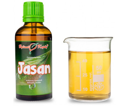 Jasan 50 ml - gemmoterapie