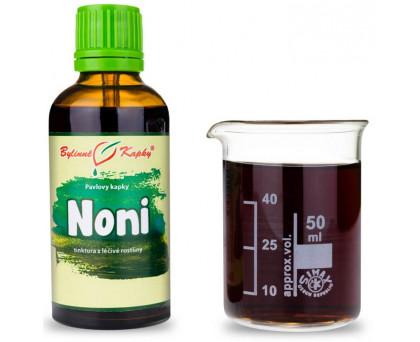 Noni - bylinné kapky (tinktura) 50 ml