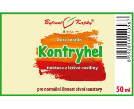 Alchemilka žltozelená kvapky (tinktúra) 50 ml