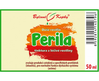 Perila kapky (tinktura) 50 ml