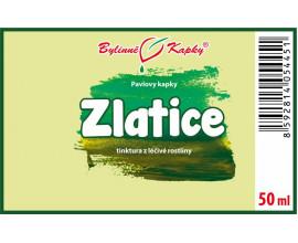 Zlatice - bylinné kapky (tinktura) 50 ml