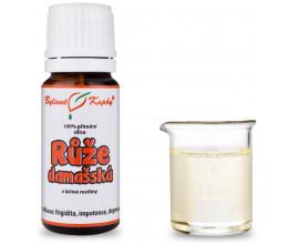 Růže 10% přírodní silice - esenciální (éterický) olej 10 ml
