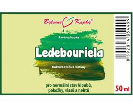 Ledebouriela - bylinné kapky (tinktura) 50 ml