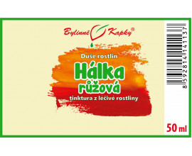 Hálka růžová - bylinné kapky (tinktura) 50 ml