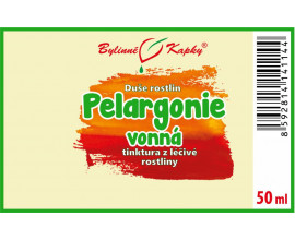 Pelargónia (tinktúra) 50 ml