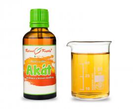 Agát biely - bylinné kvapky (tinktúra) 50 ml