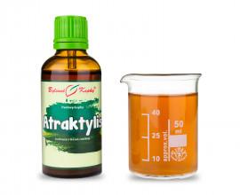 Atraktylis kapky (tinktura) 50 ml