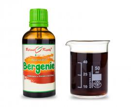 Bergénia - kvapky Duša rastlín (tinktúra) 50 ml