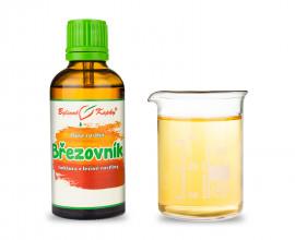 Březovník - bylinné kapky (tinktura) 50 ml